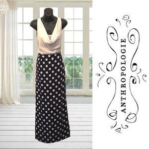 Moulinette Seours Silk Maxi Dress